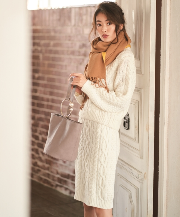 【カタログ掲載】ケーブルタイトスカート